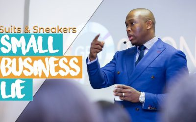 Suits & Sneakers | Small business lie
